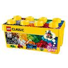 LEGO 10696 Brick Box Classic Creative Medium Set 484 Piece in Storage Box Age 4+
