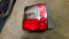 ROVER 45 MG ZS HATCHBACK N/S/R PASSENGER SIDE REAR LIGHT  LAMP SMOKED INDICATOR