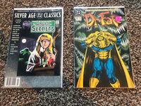 DC HOUSE OF SECRETS #92 1st SWAMP THING Cyborg #1 Huge 14 Comic Book Lot
