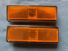 CAPRI MK1 Mk2 71-78 Ford/Mercury Side Marker (Front Amber) Light Assy.- 1 PAIR