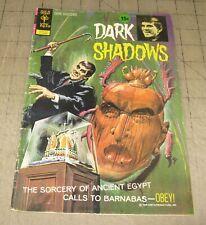 Dark Shadows #16 (Oct 1972) Good (Mid-grade) Condition Comic - Barnabas Tv Show
