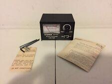 Vintage VEcor 2447 SWR/POWER METER