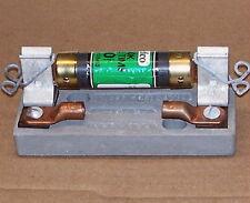 HUGE industrial electrical fuse GE ceramic holder 100A amp 250V steampunk UNUSED