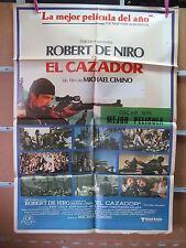 A1729 el cazador - michael cimino - robert de niro - meryl streep