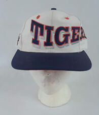Vintage The Game Detroit Tigers Wave Snapback Hat MLB