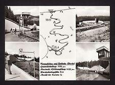 36550/ AK - Rennschlitten- und Bobbahn Oberhof - *