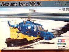 Hobbyboss 87240 1:72nd scale Westland Lynx Mk 90 Helicopter
