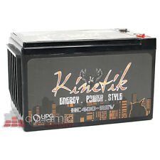 Kinetik HC400-REV Amp HC REV 400 Watt 12V High Current AGM Power Cell Battery