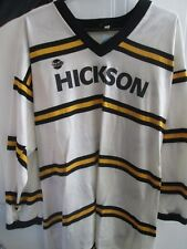 """1985 Castleford Tigers Away Super League Rugby Shirt adult 44"""" (31771)"""