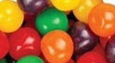 Assorted Fruit Sours Chewy Juju Candy Candies 2 Pounds FREE SHIPPING
