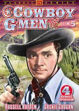 COWBOY G-MEN, VOL. 5 NEW DVD