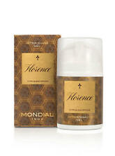 Mondial Florence Italian Aftershave Gel 50ml Luxury Post Shave Skin Care Cream M