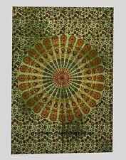 Indian Wall Hanging Hippie Mandala Tapestry Bohemian Throw Ethnic Dorm Decor Art