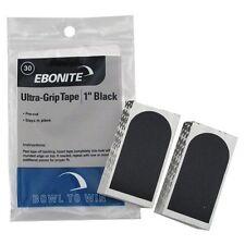 "Ebonite 1"" Black Bowling Tape 30 Piece Pack"