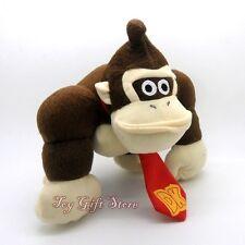 "Super Mario Bros. Plush Doll Stuffed Toy Donkey Kong 8"""