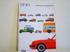 BUB catalogo PREMIUM CLASSIXXS 2008