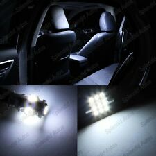 Xenon White Interior LED Package For Jetta Sedan 2011-2013 (5 Pieces) #1499