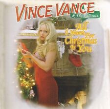 All I Want for Christmas Is You by Vince Vance & the Valiants (CD, Dec-1995, Wal