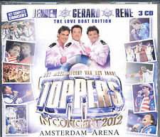 Toppers In Concert 2012 The love Boat Edition 3 CD Box Sealed