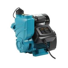 Digital Full Automatic Self Priming Water Booster Pump [Power:370W]