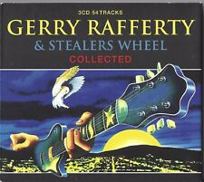 Gerry Rafferty & Stealers Wheel ‎– Collected   3-cd