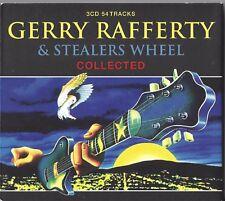 Gerry Rafferty & Stealers Wheel – Collected   3-cd