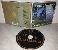 CD KING OF HAWAII - HENRY, CALL HOME
