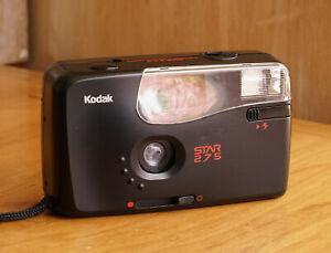 Kodak Star 275 Point & Shoot 35mm Film Camera
