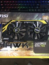 MSI NVIDIA GeForce GTX 760 HAWK