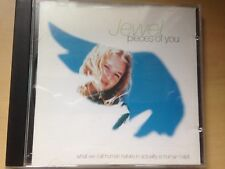 JEWEL – PIECES OF YOU CD (ACC-GC) WHO WILL SAVE YOUR SOUL, YOU WERE MEANT FOR ME