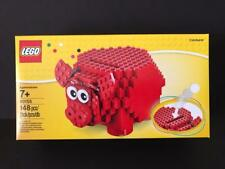 LEGO 40155 Red Piggy Coin Bank 148pcs New Factory Sealed Box Age 7+