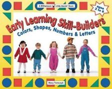 Early Learning Skill-Builders : Colors, Shapes, Numbers and Letters