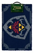 Legend of Zelda paillasson Hylian Shield 40 x 60 cm
