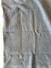 Sterling silver Celtic heart pendant with chain