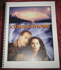 "Sentinel Fanzine ""Conjugations"" SLASH Novel"