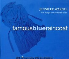 Famous Blue Raincoat - Jennifer Warnes (2010, CD NIEUW)