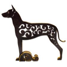 Xoloitzcuintli Dog figurine, dog statue made of wood