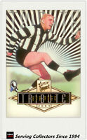 2004 Select AFL Conquest Card Series Tribute Card TC2 Bob Rose (Collingwood)