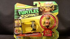 New Teenage Mutant Ninja Turtles T-Sprints Mad Motion Mikey with Party Van