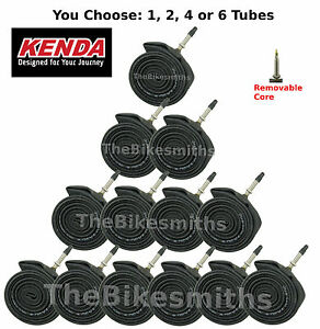 26 x 2.1-2.3 32mm Threaded Presta Valve Kenda MTB Inner Tube