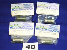 SET OF FOUR #410 CHAMPION 5 OHM TAPER WOUND SLOT CAR CONTROLLER RESISTORS NEW