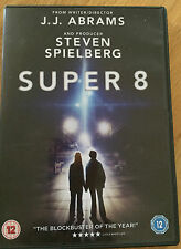 SUPER 8 DVD - from JJ Abrams and Steven Spielberg