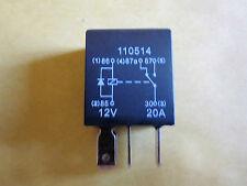 5 PIN 12V 20A Micro Relay (Passaggio) + Diodo
