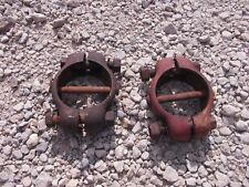 Farmall SA tractor IH adjustable wide frontend widefront end collars & pins