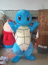 Halloween Squirtle Turtle Pokemon pikachu Mascot Costume Adult Fancy Dress funny