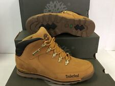 Timberland EK Euro Rock Hiker Leather Mens Shoes Boots 6164R, Size UK 9 /EU 43.5