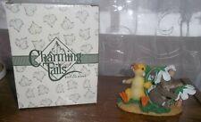 Charming Tails Ducky Weather Fritz & Floyd Dean Griff Figurine 88/101 Nib