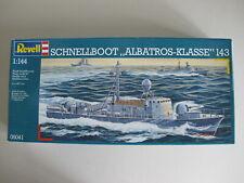 Revell Schnellboot Albatros Klasse 143 Modellbausatz 05041