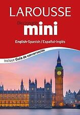 Diccionario mini español ingles / ingles español. ENVÍO URGENTE (ESPAÑA)