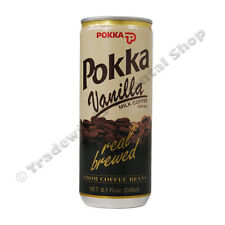 POKKA VANILLA COFFEE MILK DRINK - 30 X 240ML